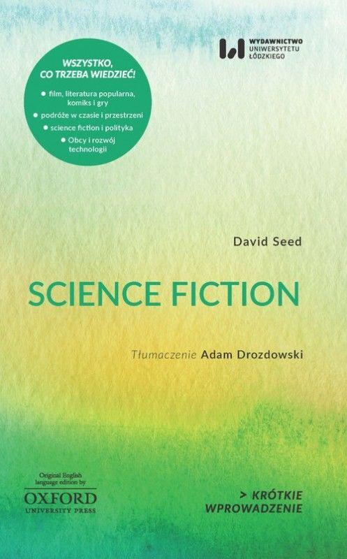 Science fiction ZAKŁADKA DO KSIĄŻEK GRATIS DO KAŻDEGO ZAMÓWIENIA