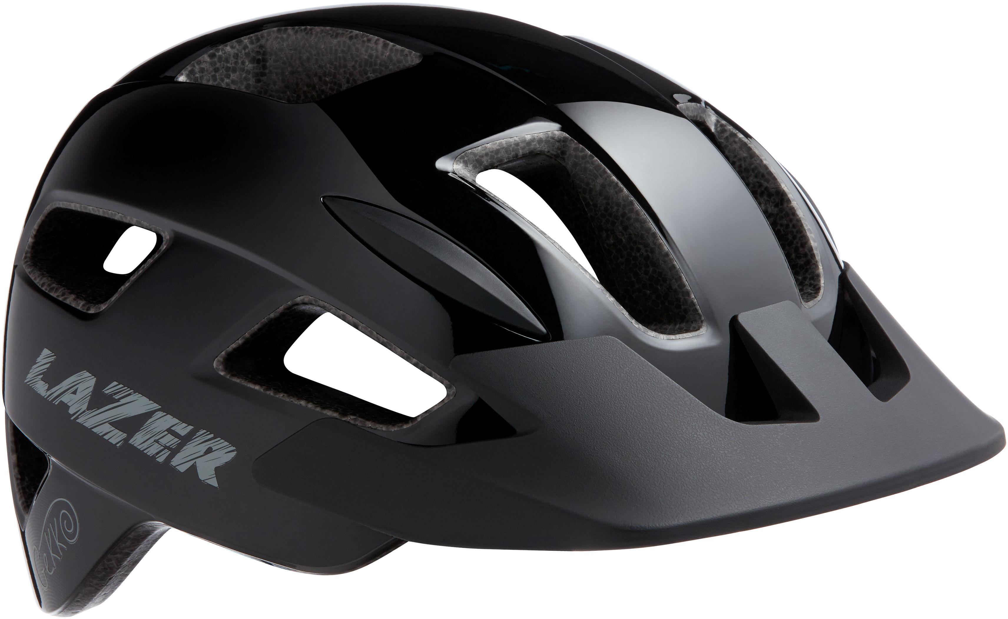 LAZER kask rowerowy dziecięcy/juniorski gekko ce-cpsc black czarny BLC2207888187 Rozmiar: 50-56,lazer-gekko-2