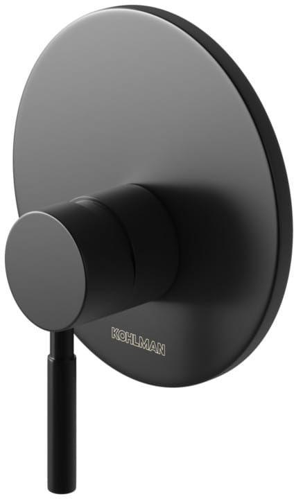 Kohlman bateria prysznicowa podtynkowa QW220RB Roxin Black
