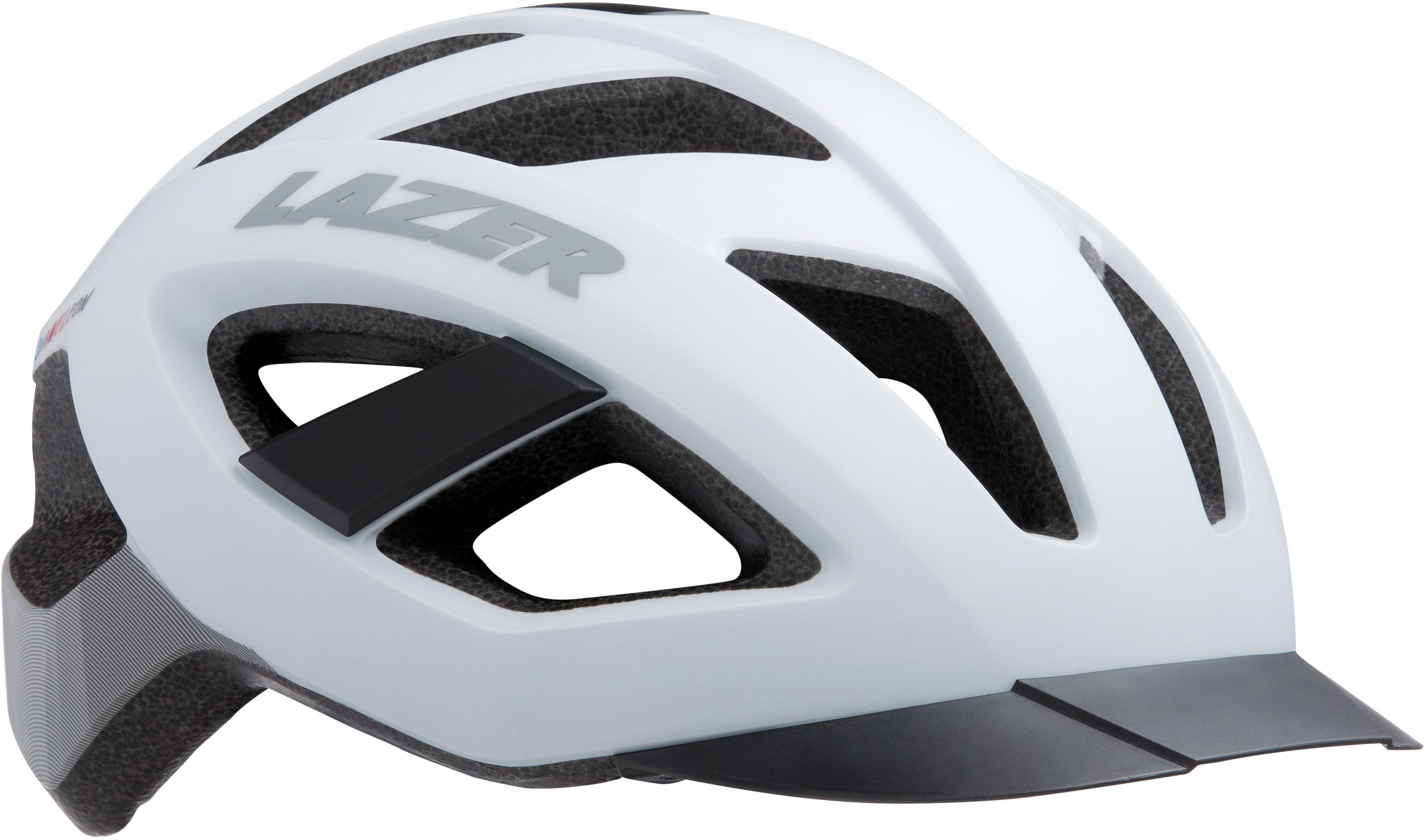 LAZER uniwersalny kask rowerowy cameleon ce-cpsc matte white BLC2207888038 Rozmiar: 58-61,lazer-camel-whit