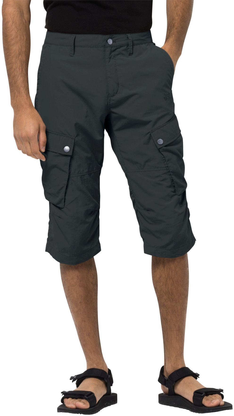 Spodnie męskie DESERT VALLEY 3/4 PANTS M night blue