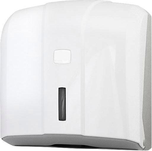 Podajnik na ręczniki papierowe ZZ GOLD Pojemnik na ręczniki, dozownik do ręczników