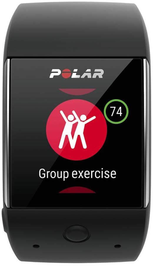 Zegarek sportowy Polar M600 czarny