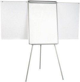 Flipchart BIELLA Bi-Office na trójnogu 1000 x 700 mm z wyciąganymi ramionami /GEA2306046/