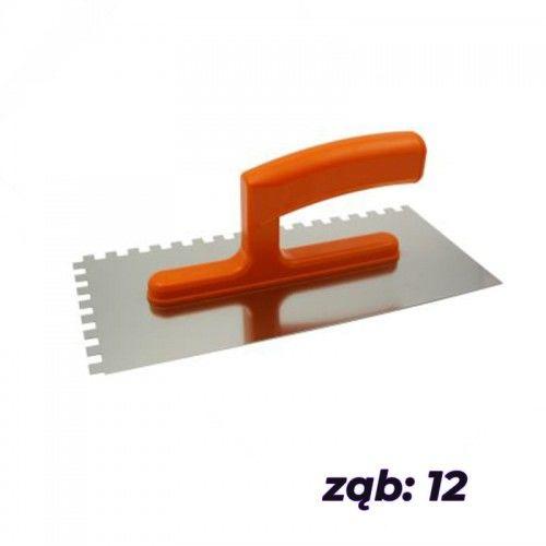 SOLID Paca nierdzewna zębata 130x270mm ząb 12