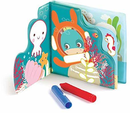 Ludi - Książka do malowania zabawek (40058)