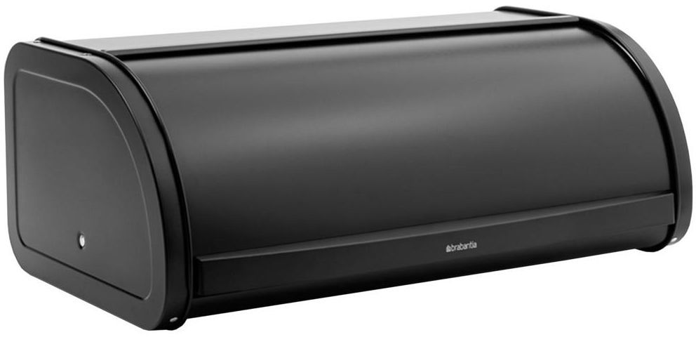 Chlebak TOP BREAD BIN BLACK BRABANTIA