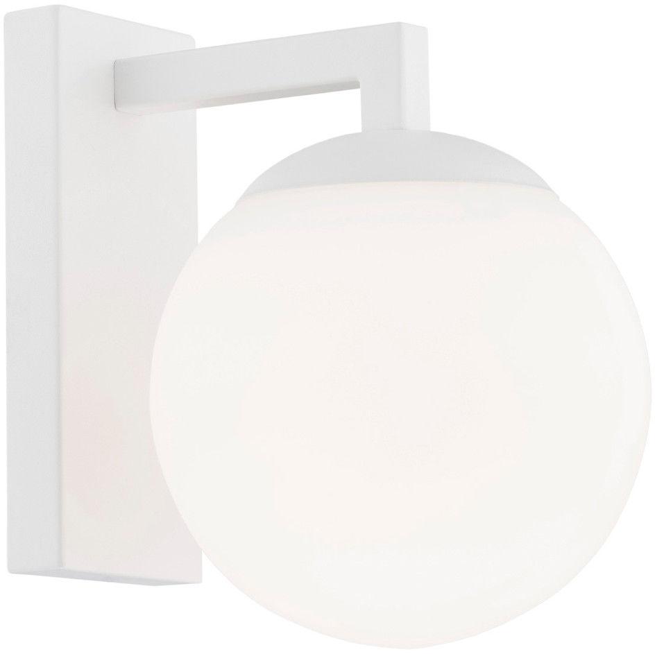 Kinkiet Aspen 3733 Argon nowoczesna oprawa w kolorze białym