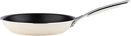 Prestige 16207 Select Innovation patelnia 24 cm, stal szlachetna, ecru