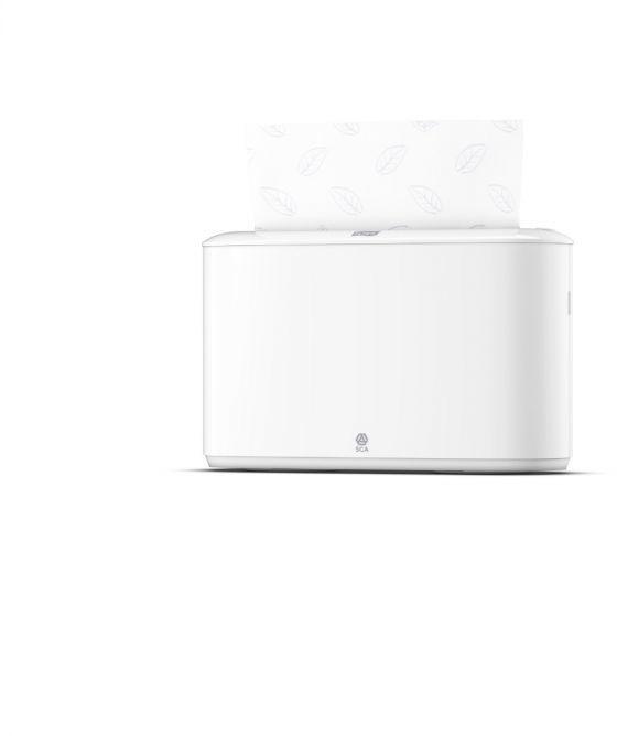 Dozownik nablatowy Tork Xpress  do ręczników w składce wielopanelowej Multifold biały
