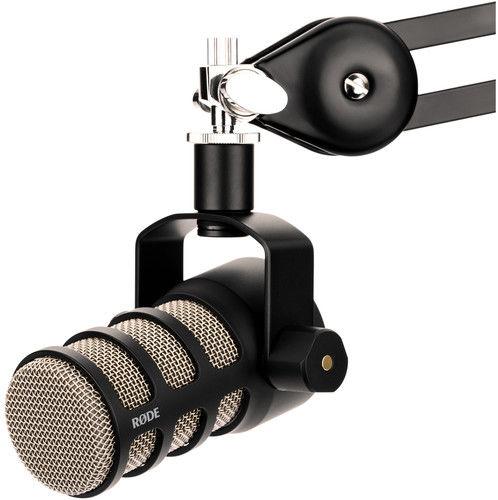 Rode PodMic - mikrofon dynamiczny do podcastów
