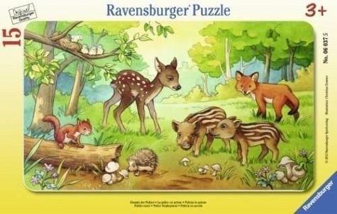 Ravensburger puzzle 15el. 063765