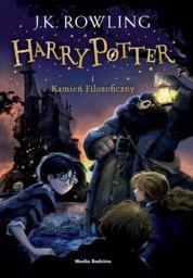 Harry Potter i Kamień Filozoficzny ZAKŁADKA DO KSIĄŻEK GRATIS DO KAŻDEGO ZAMÓWIENIA
