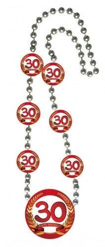 Naszyjnik na 30 urodziny Znak