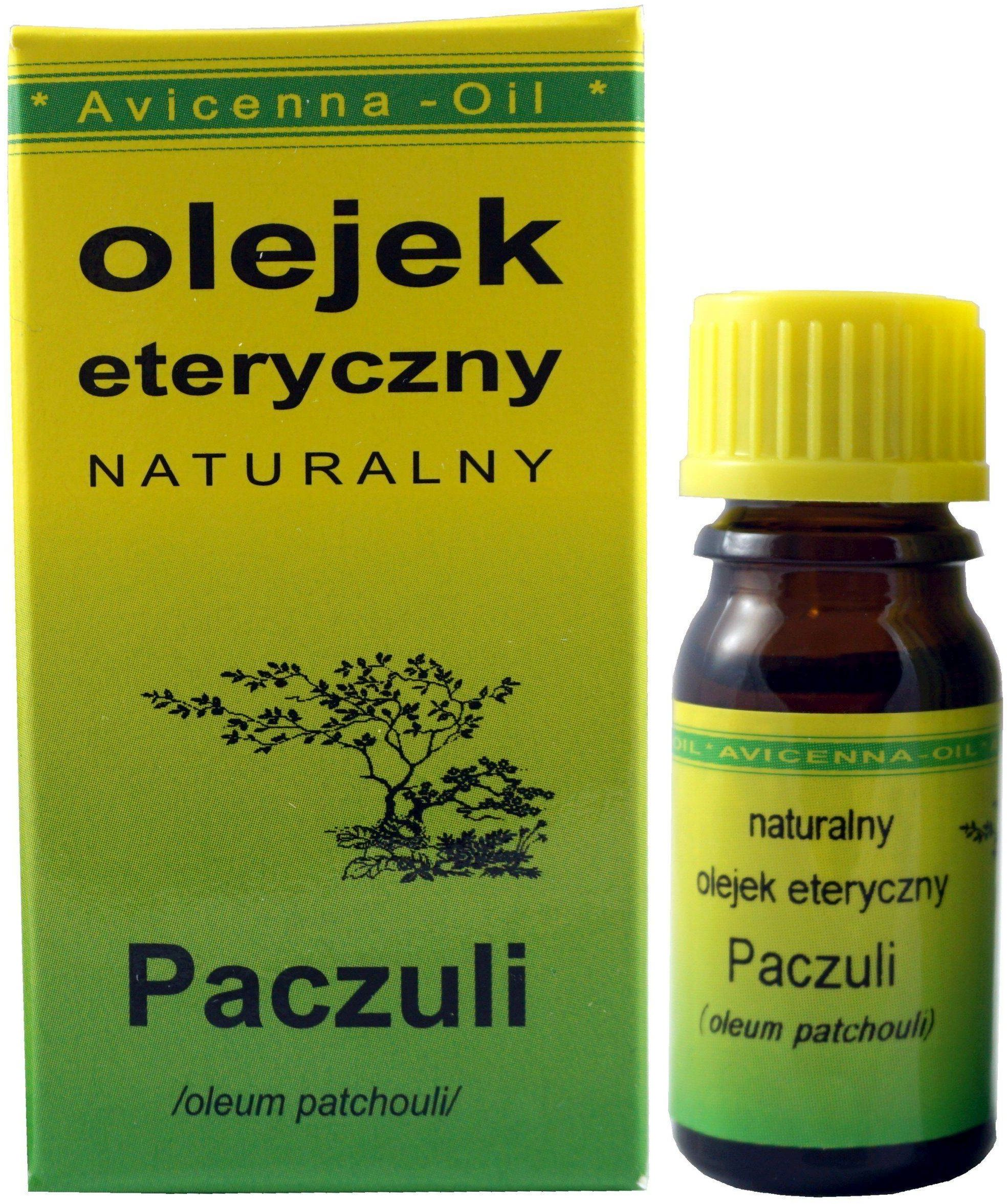 Olejek eteryczny Paczula - 7ml - Avicenna Oil