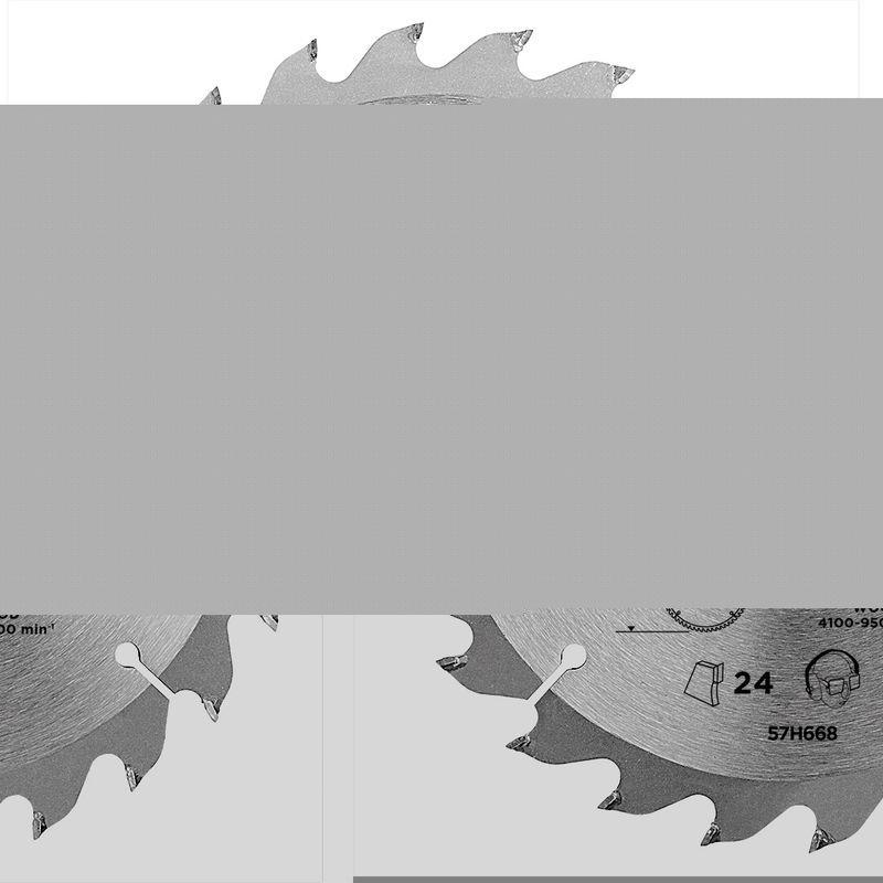 Tarcza do pilarki widiowa 190 x 30 mm 24 zęby 57H668