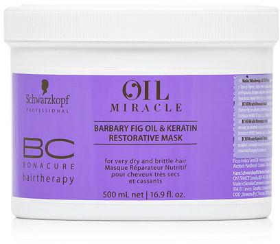 Schwarzkopf BC Oil Miracle Barbary Fig Oil Maska odbudowująca 500 ml