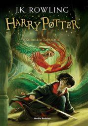 Harry Potter i komnata tajemnic ZAKŁADKA DO KSIĄŻEK GRATIS DO KAŻDEGO ZAMÓWIENIA