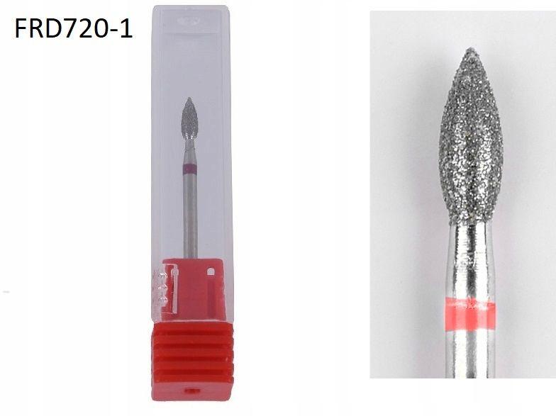 Frez diamentowy do frezarki SZPIC skórki FRD720-1