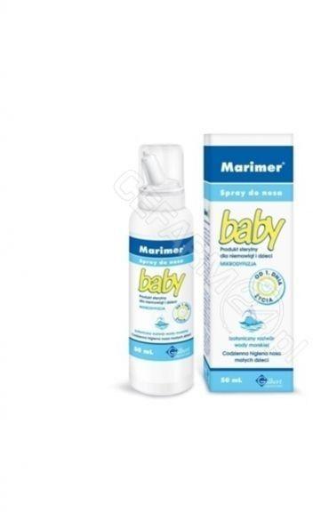 Marimer baby spray do nosa 50 ml