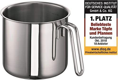 Schulte-Ufer 6326-14 i garnek do mleka Romana i, 14 cm, 1,90 l