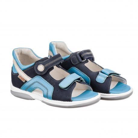 MEMO Szafir 1CH sandały buty profilaktyczne