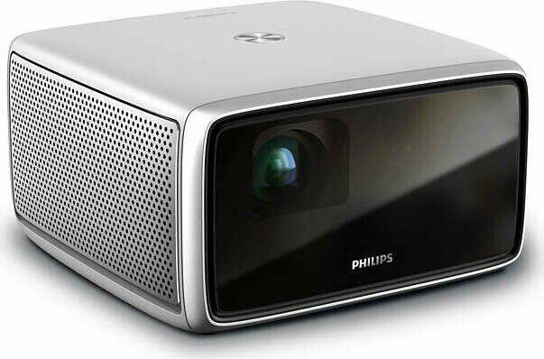 Projektor Philips Screeneo S4 SCN450/INT + UCHWYT i KABEL HDMI GRATIS !!! MOŻLIWOŚĆ NEGOCJACJI  Odbiór Salon WA-WA lub Kurier 24H. Zadzwoń i Zamów: 888-111-321 !!!
