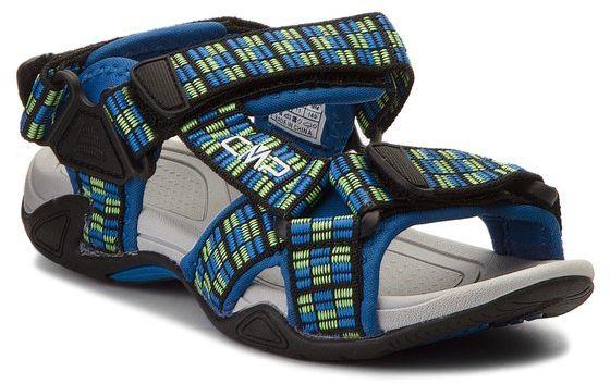Sandały Kids Hamal Hiking Sandal 38Q9954 Granatowy