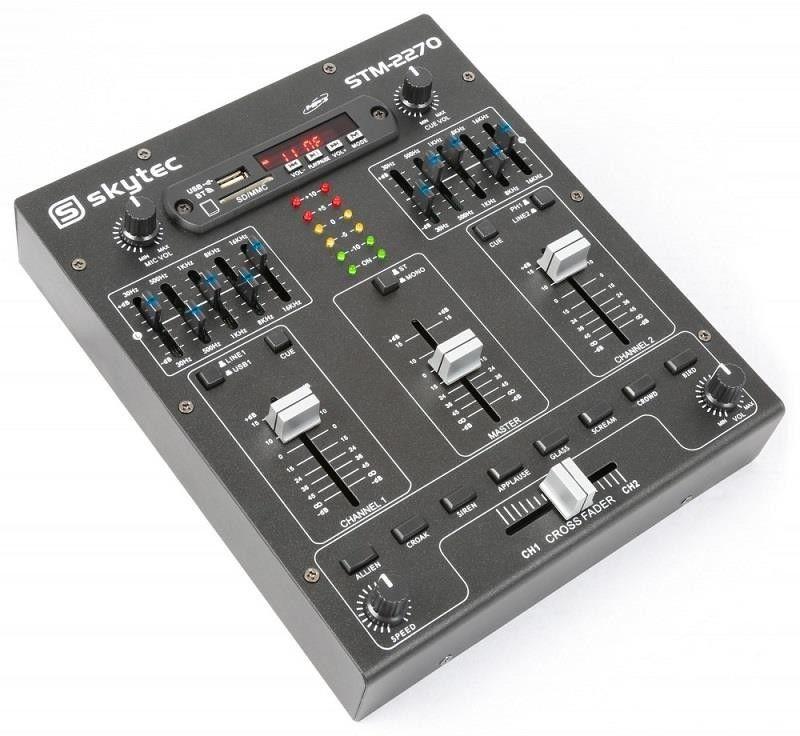 Mikser Dj''ski Vonyx STM2270 SD/USB/MP3/BT