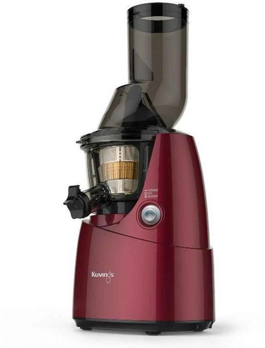 Kuvings B6000 PLUS - burgundowy