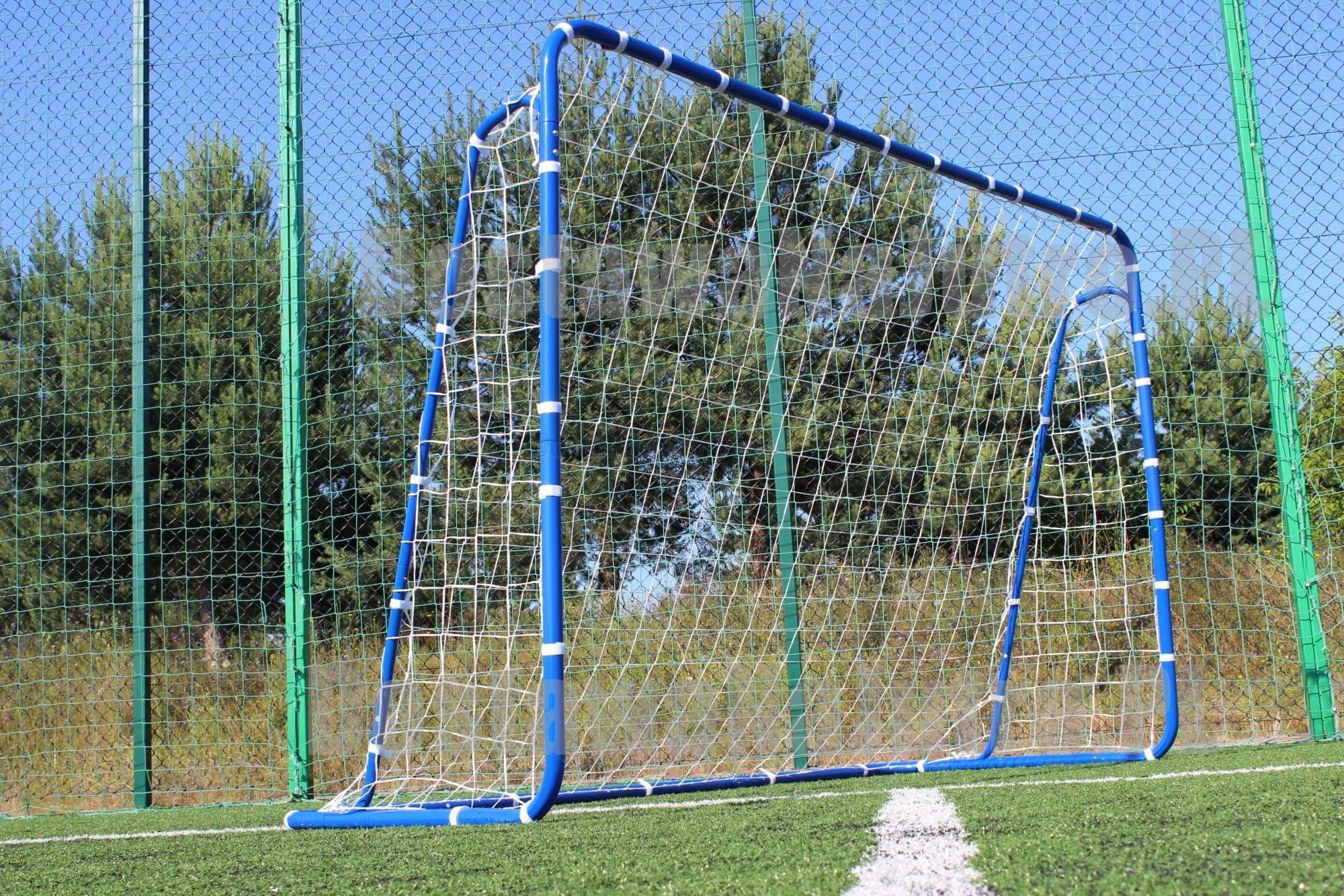 Bramka piłkarska SPARTAN XL 240 x 160 cm składana