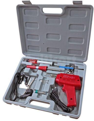 Zestaw lutowniczy Goldtool GSR-600B w walizce