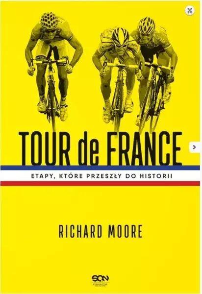 Tour de France - Richard Moore