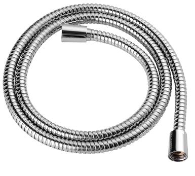 Omnires wąż prysznicowy 125 cm chrom 022-XCR