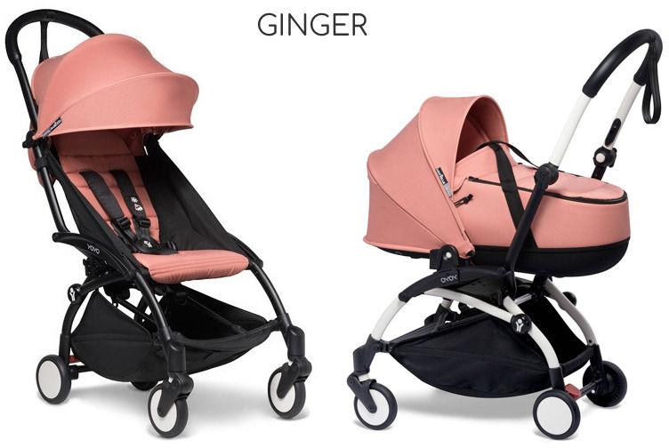 BABYZEN YOYO 2 2w1+GRATIS DARMOWA DOSTAWA! ODBIÓR OSOBISTY! - Ginger