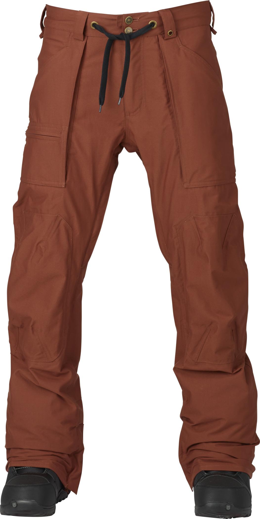 zimowe spodnie męskie BURTON SOUTHSIDE SLIM MATADOR