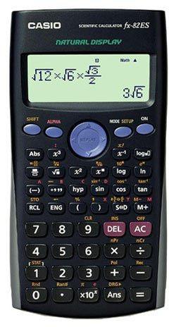 Kalkulator CASIO fx-82es plus /FX-82ESPLUS-2-SETD/