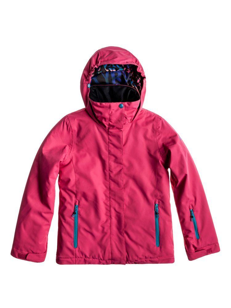 kurtka zimowa dziecięca ROXY JETTY GIRL SOLI T SJ MPB0