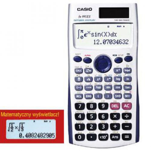 Kalkulator CASIO fx-991es plus