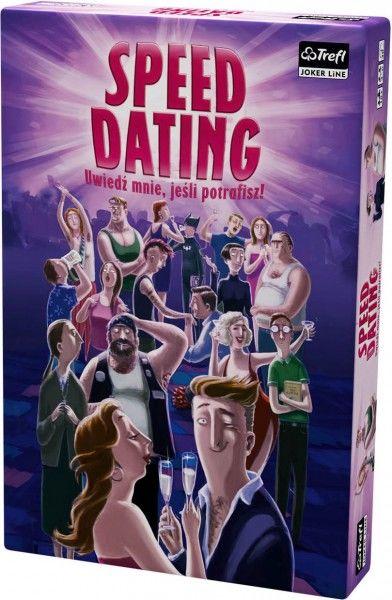 Speed Dating Gra ZAKŁADKA DO KSIĄŻEK GRATIS DO KAŻDEGO ZAMÓWIENIA