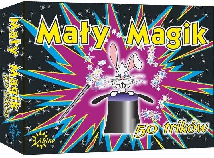 Mały Magik 50 Trików ABINO - ABINO