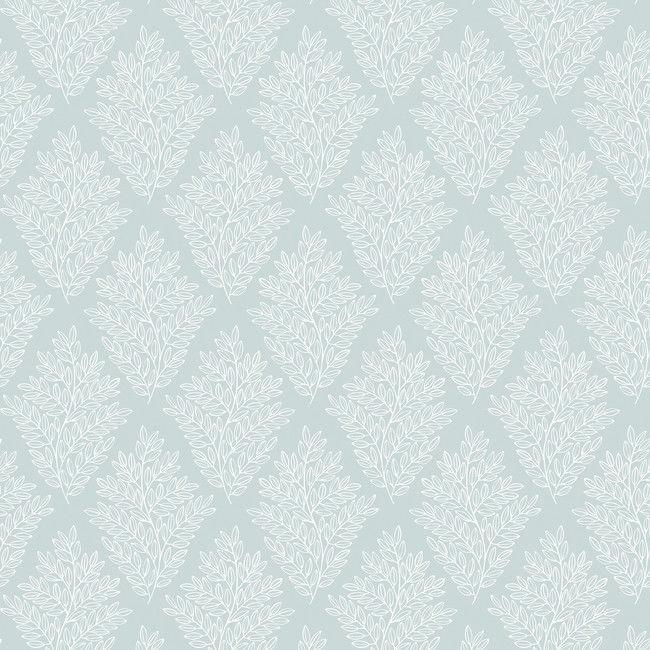 Tapeta papierowa Acinos jasnoniebieska