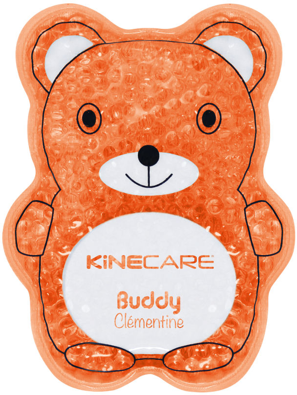 Visiomed Kinecare Buddy-orange Kompres ciepło-zimno