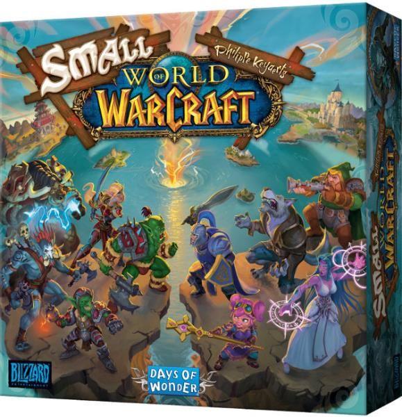 Small World of Warcraft ZAKŁADKA DO KSIĄŻEK GRATIS DO KAŻDEGO ZAMÓWIENIA