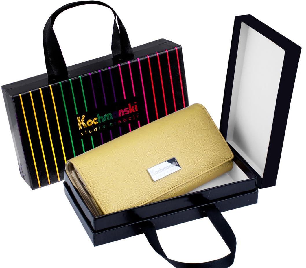 KOCHMANSKI portfel damski PREMIUM 4481