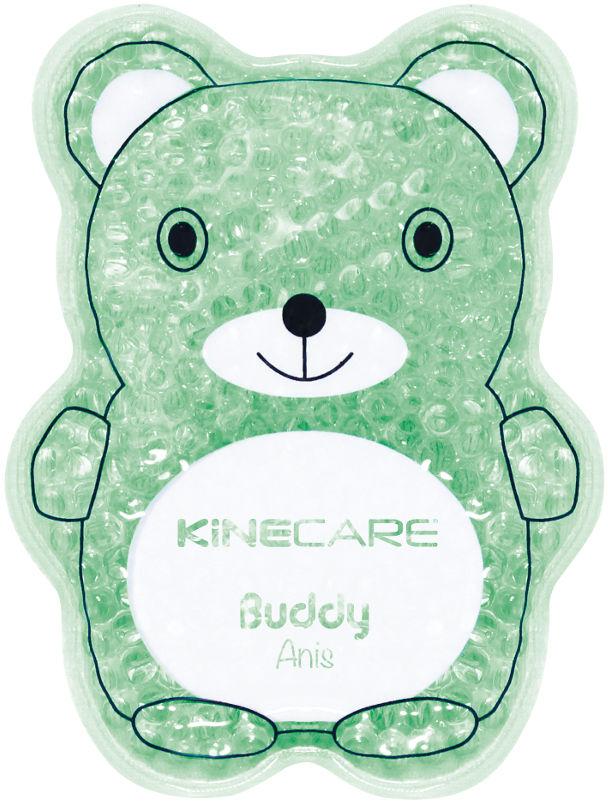 Visiomed Kinecare Buddy-green Kompres ciepło-zimno
