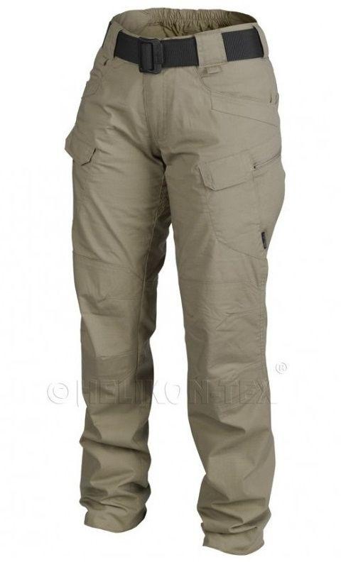 Spodnie Helikon Women''s UTP PolyCotton Ripstop Khaki (SP-UTW-PR-13)