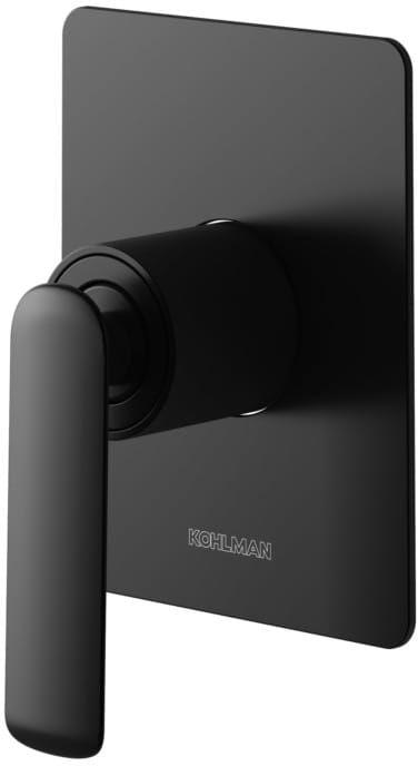 Kohlman bateria prysznicowa QW220EB Experience Black