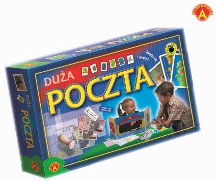 Alexander - Gra Duża Poczta 236