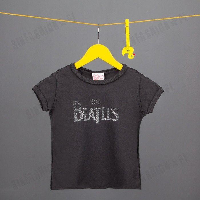 Koszulka amplified -beatles logo dmnte cc
